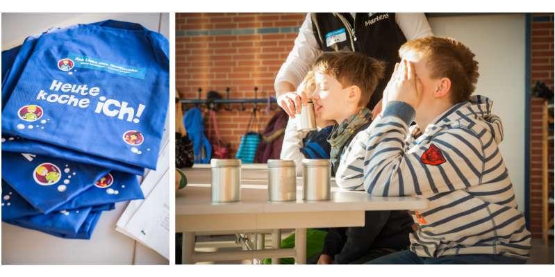 EDEKA Martens - Verantwortung Kinderprojekte