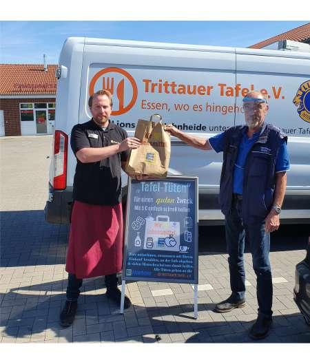 EDEKA Martens - Verantwortung Soziale Projekte - Tafeln